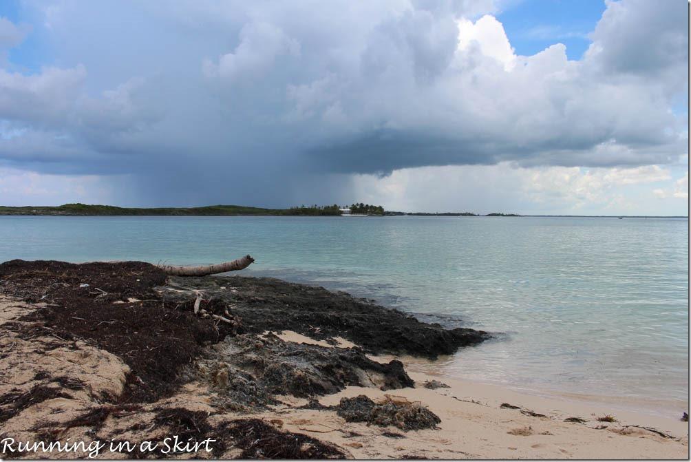 Elbow Cay Bahamas Tahiti Beach Thunderstorm