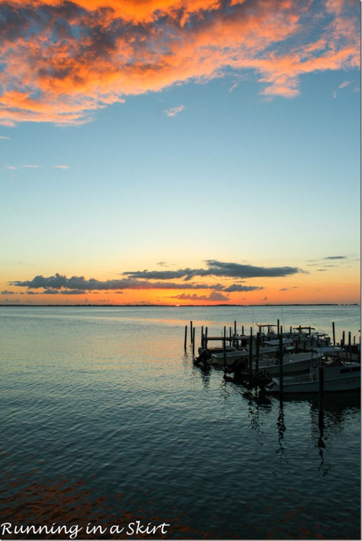 BFirefly Elbow Cay Bahamas Sunset