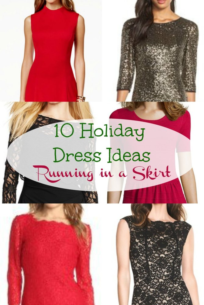 10 Holiday Dress Ideas