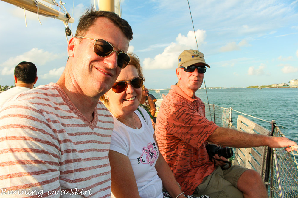 Key West Danger Sunset Sail