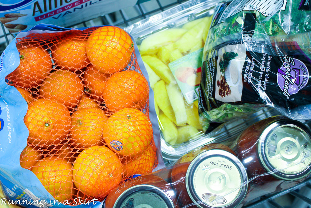 Sams Club Healthy Grocery Store List-33-13