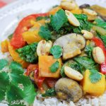 Vegetarian Crock Pot Red Curry recipe
