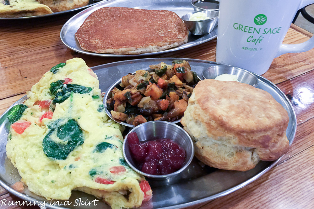 Green Sage Breakfast