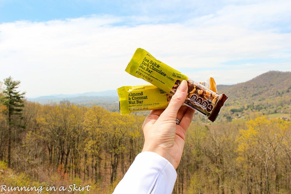 CVS Gold Emblem Abound Snacks for Hiking