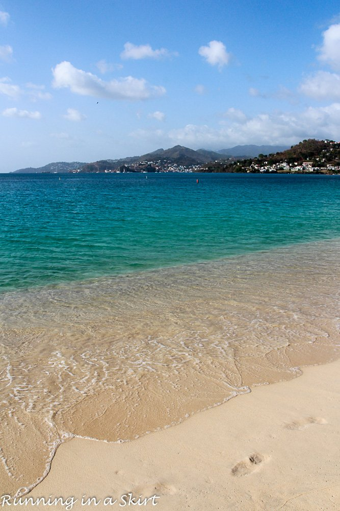 What to do in Grenada - Grand Anse Beach