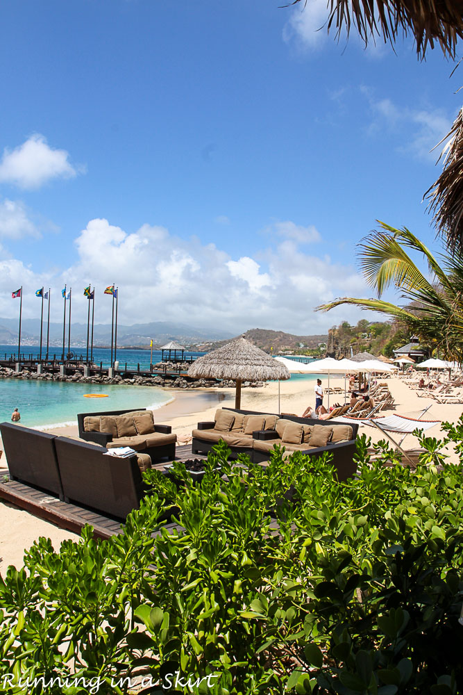 Grenada Highlights- Sandals LaSource Grenada