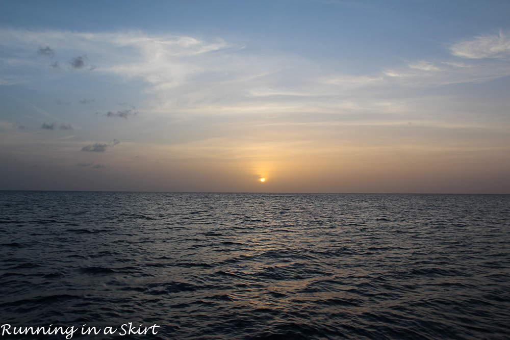 Grenada Highlights- Grenada sunset (2)