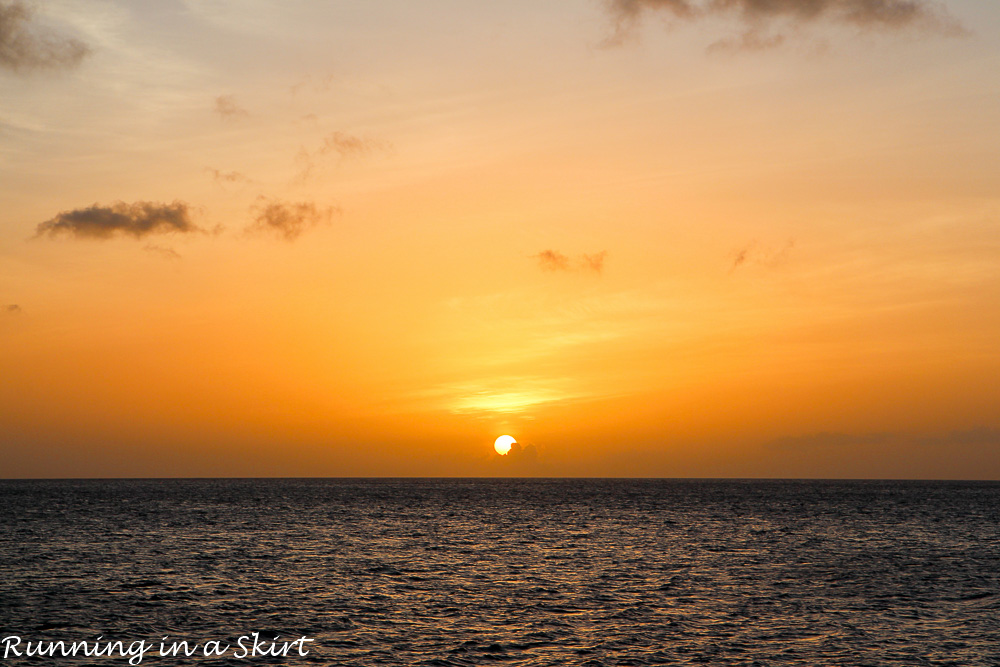 Grenada Highlights - Grenada sunset (4)