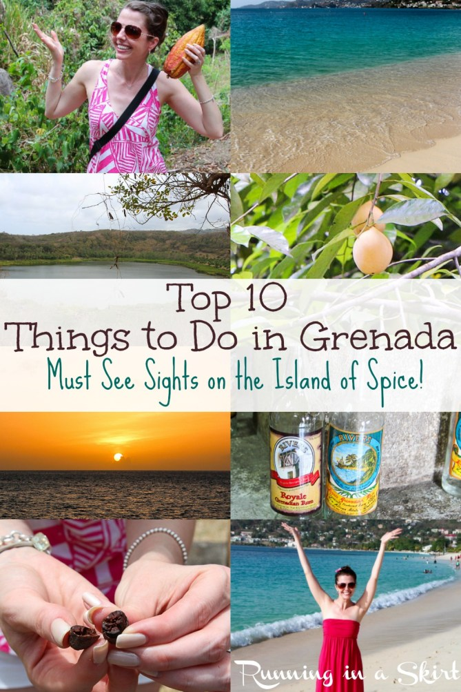 What to Do in Grenada- Must see sights on the Island of Spice