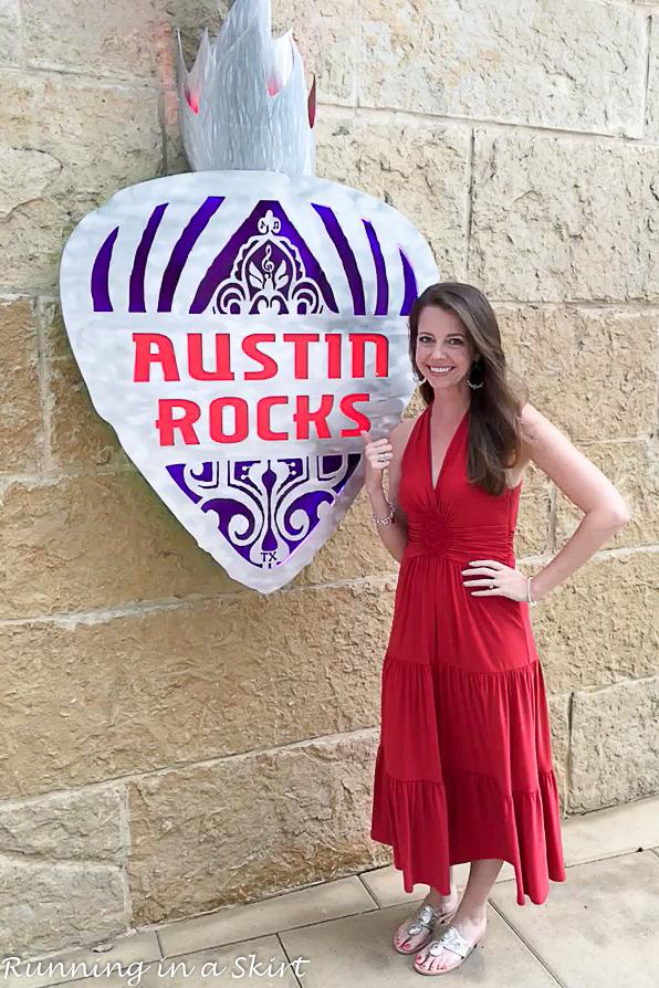 Julie in Austin