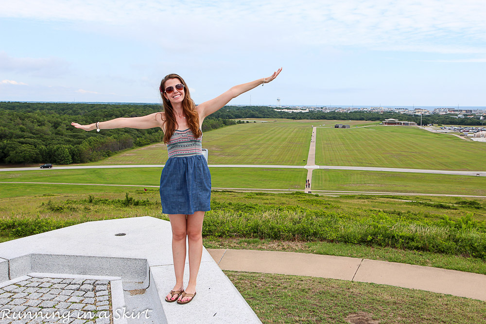 Wright Brother's Memorial - Outer Banks