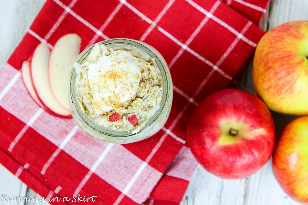 Apple Pie Overnight Oats-45-4