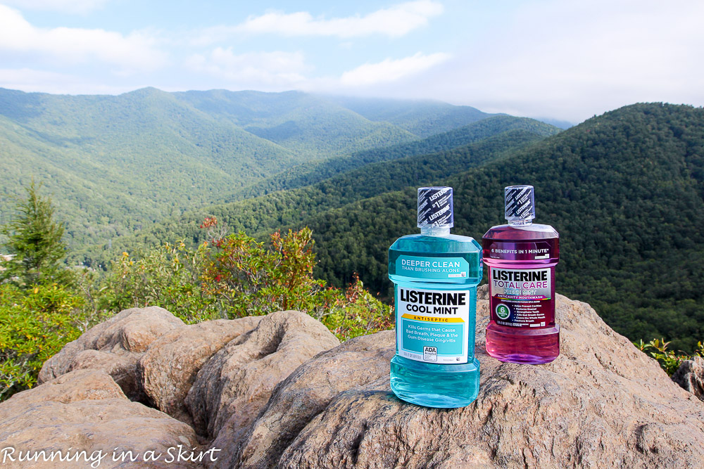 Lookout Mountain Montreat Hiking - Gorgeous views near Asheville, NC / Running in a Skirt