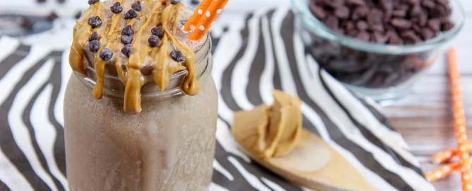 Peanut Butter Cup Smoothie recipe