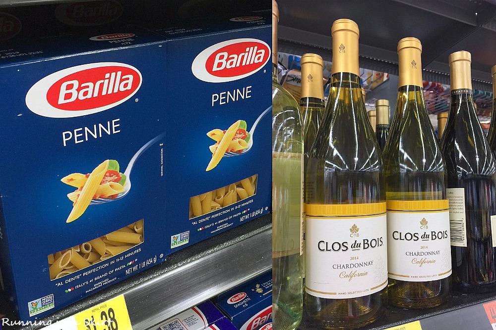 barilla-pasta-and-clos-du-bois-wine