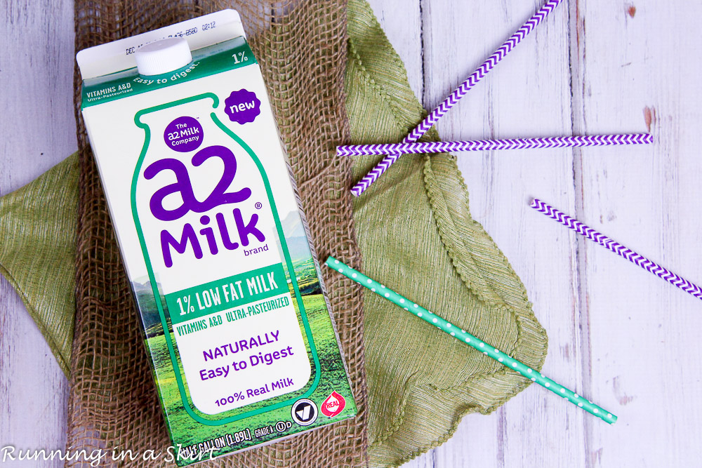 a2 Milk Benefits and 10 Magnificent Recipes Using Milk / Running in a Skirt
