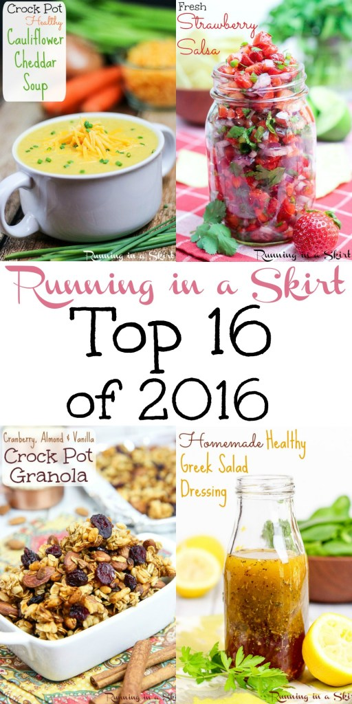 Running in a Skirt Top 16 of 2016