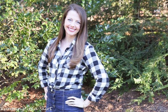 Fashion Friday – Button Up Denim & Flannel