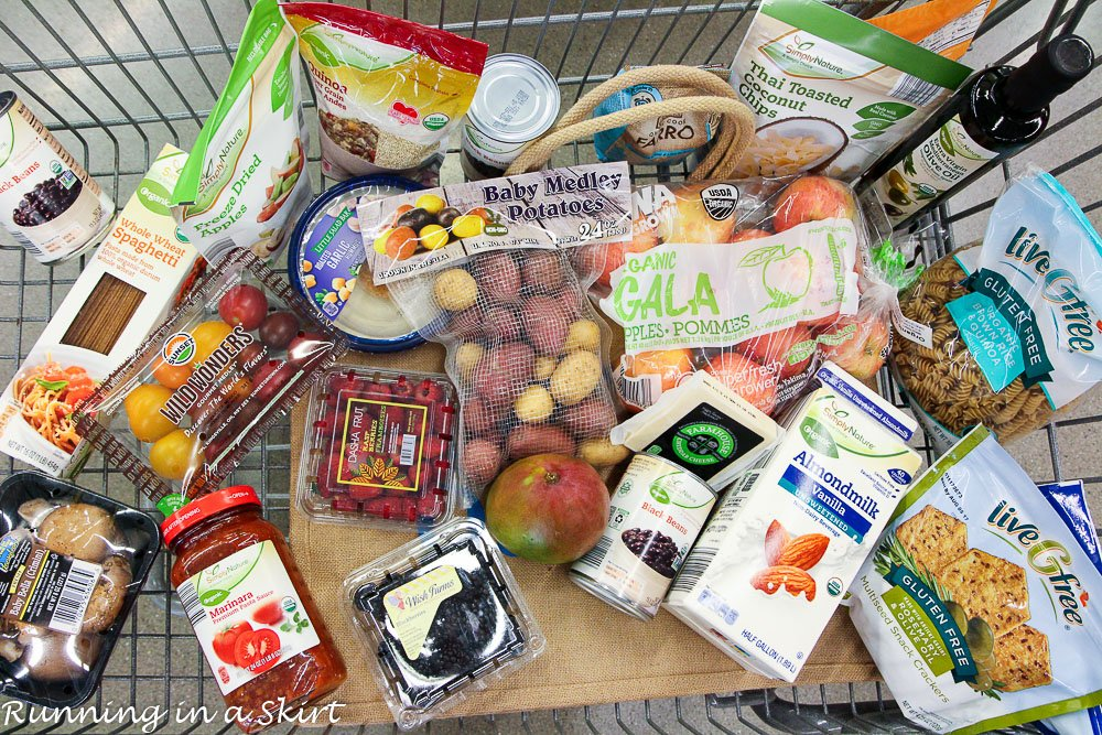 20 Must Buy Healthy Finds at ALDI | Running in a Skirt
