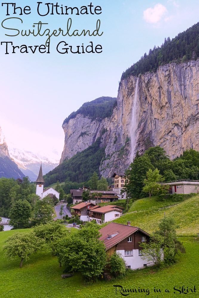 Switzerland travel