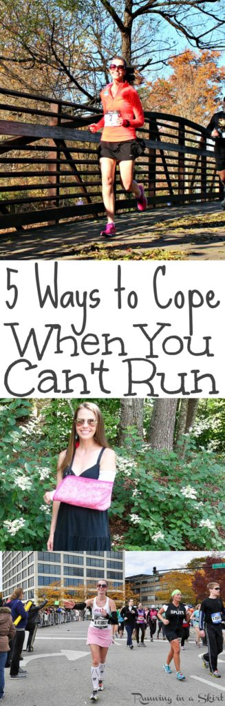 5 Ways to Cope When You Can't Run from Running in a Skirt