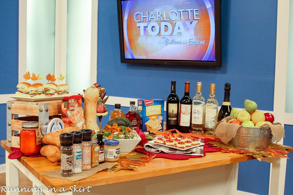 Last Minute Thanksgiving Ideas from ALDI