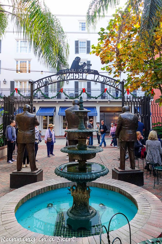 48 Hours in New Orleans What to See and Do / Running in a Skirt