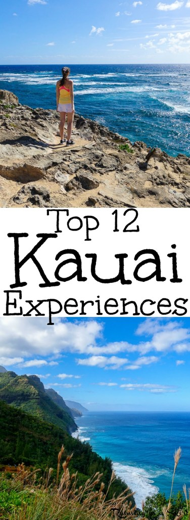 Top 12 Things You Can't Miss in Kauai | Running in a Skirt