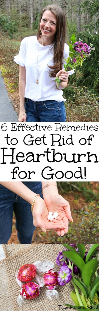 6 Effective Remedies to Get Rid of Heartburn for Good