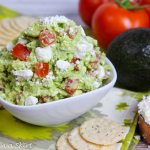 Avocado Feta Dip recipe