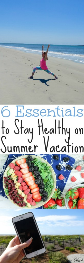 How To Have A Healthy Summer Vacation