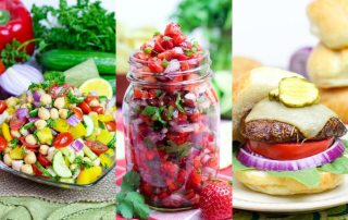 vegetarian Memorial Day cookout recipes