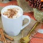 how to make Dirty Chai Latte recipe