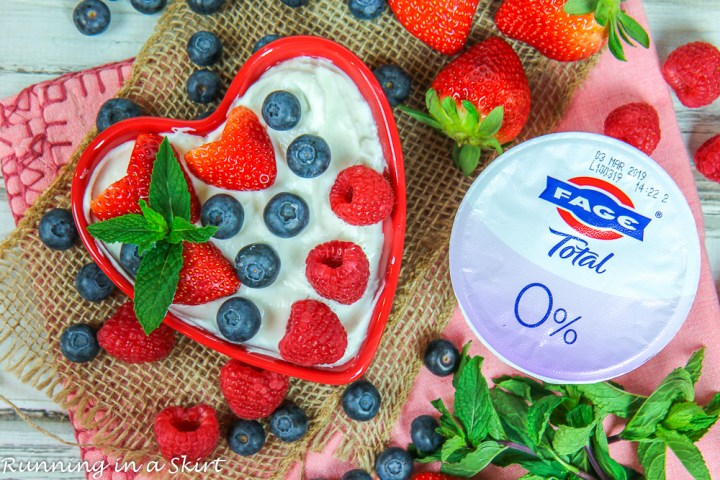 Fage Yogurt Recipes - 5 yogurt bowl ideas