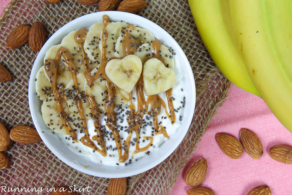 Fage Yogurt Recipes - 5 yogurt bowl ideas