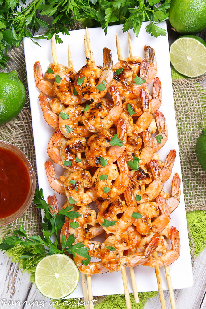 BBQ Shrimp Marinade Recipes