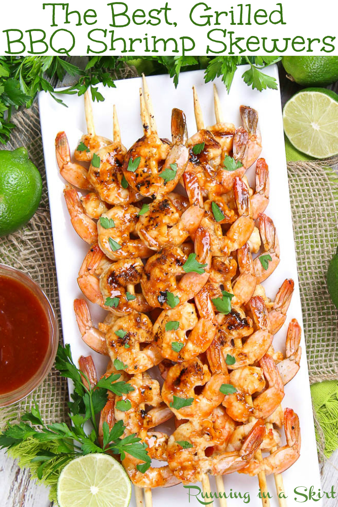 BBQ Shrimp Marinade Recipe