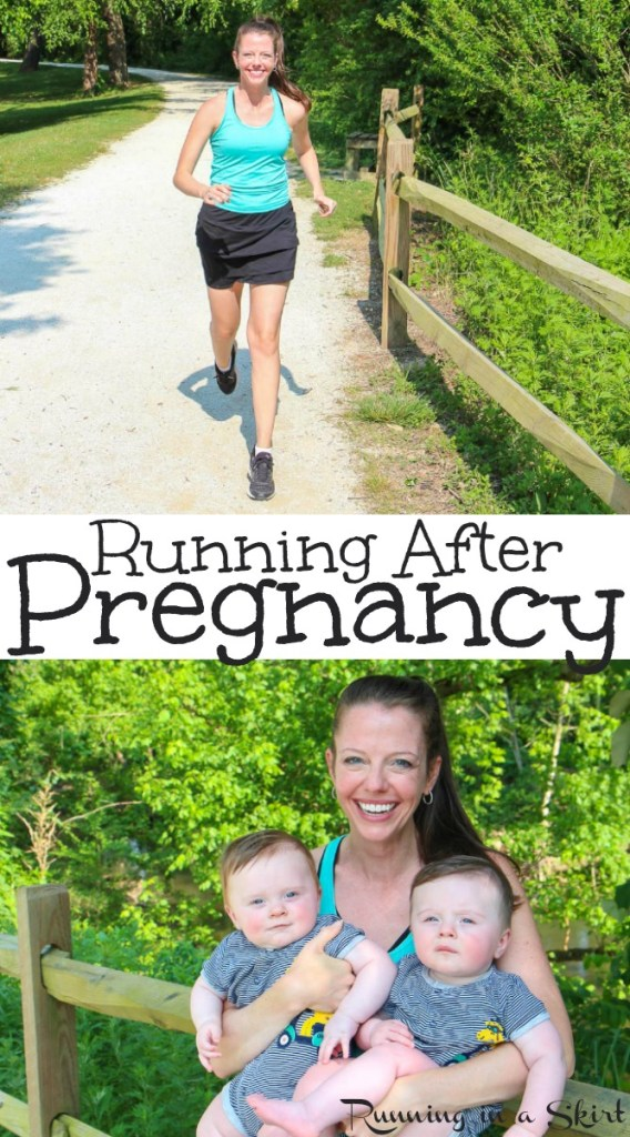 Running After Pregnancy