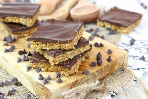 Healthy No Bake Bars