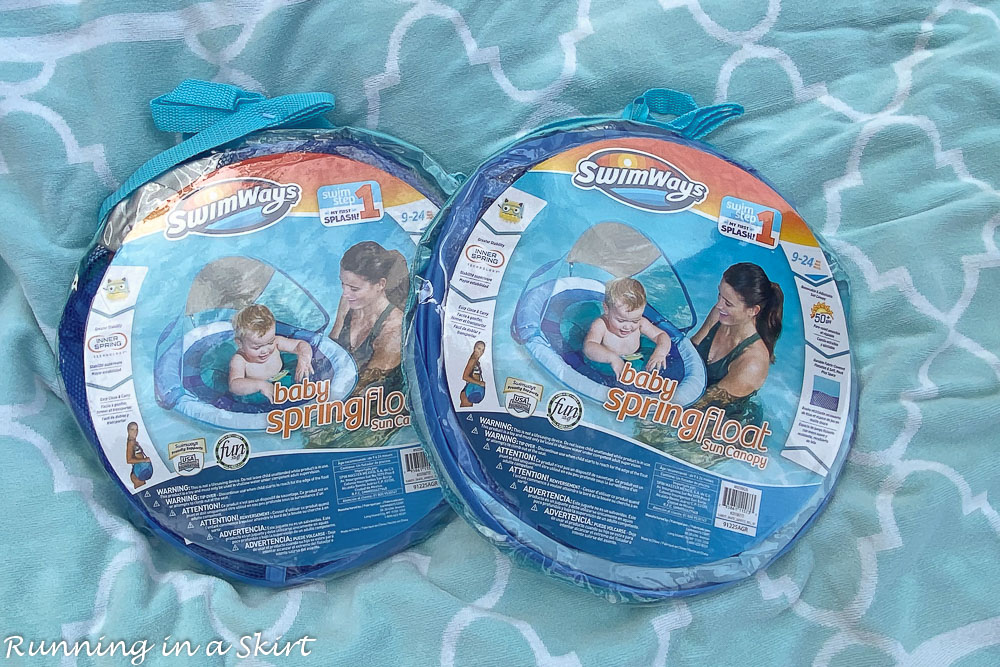 SwimWays Baby Spring Floats