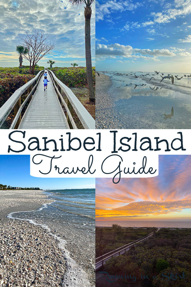 Sanibel Island Travel Guide - Things to do Travel Guide Sanibel Island, Florida. The best places to stay, beaches, shopping, food and restaurants, places to get shells and go shelling, photography, and adventures on this gorgeous Florida island near Fort Myers. Includes options for resorts or hotels for family vacations or honeymoons. Add this destination to your bucket lists for beach vacations! / Running in a Skirt #sanibel #floridatravel #bucketlist #beachdestination #islandvacation #travel via @juliewunder