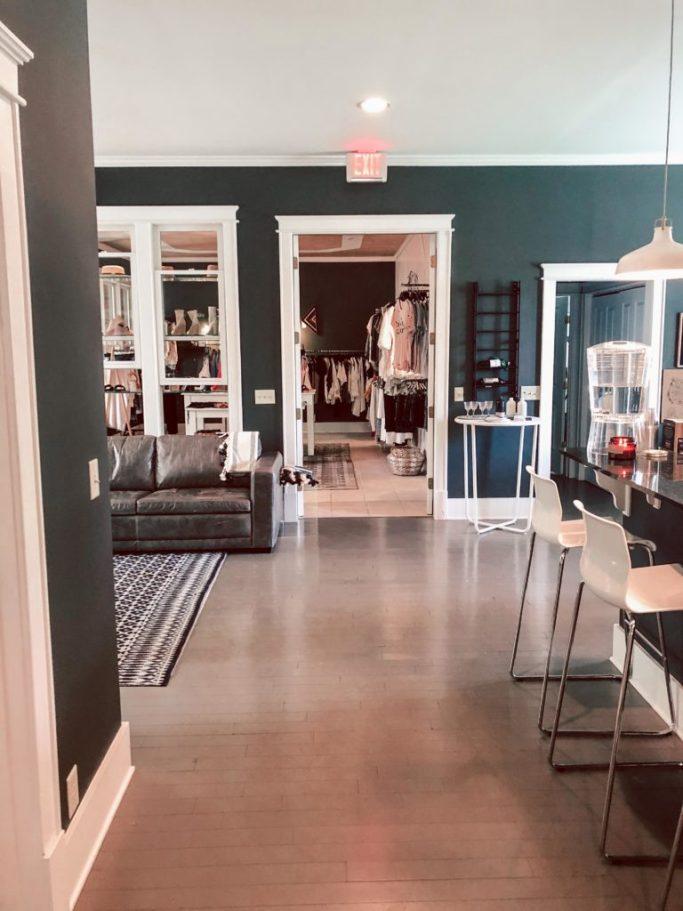 Alexis and Bolt boutique, Nashville