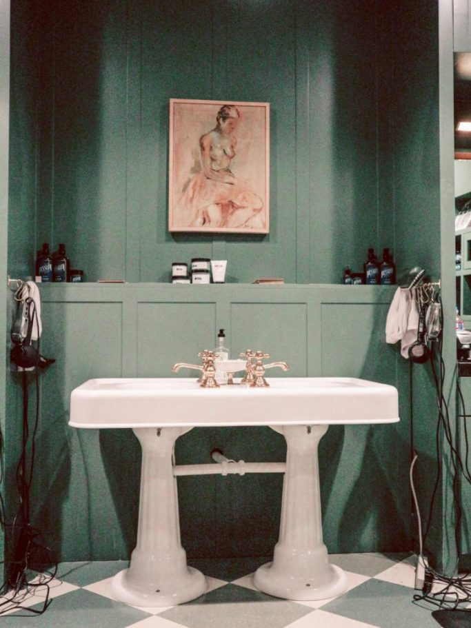 His and Hers Pampering at the Adolphus