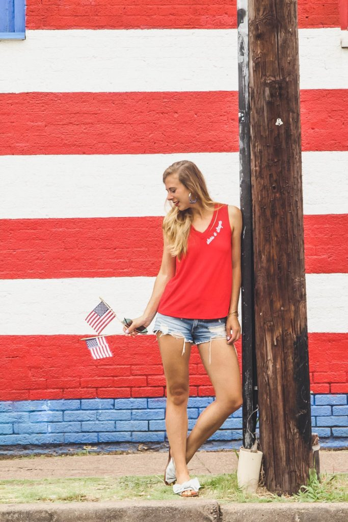 The best Fourth of July Tanks