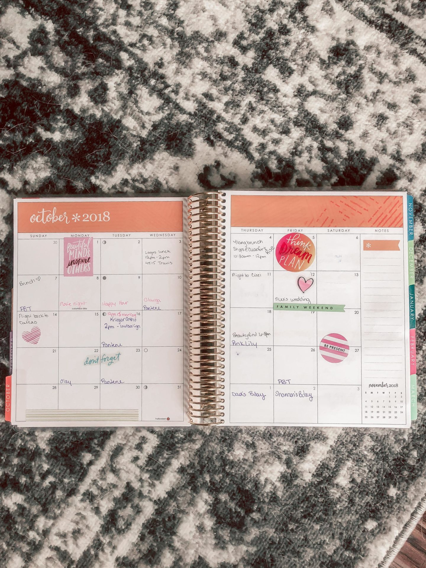Erin Condren Planner vs. Happy Planner