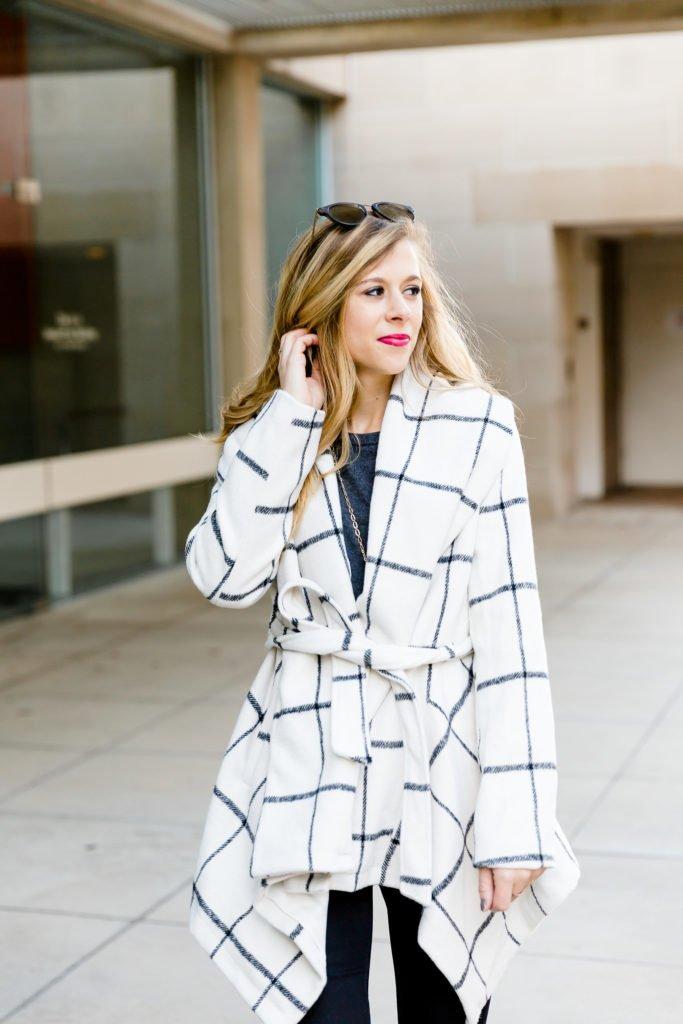 Best Coats to Wear into Spring | Running in Heels