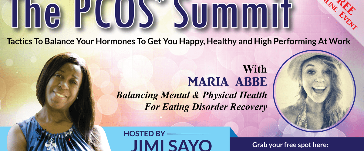 PCOS Summit – Balancing Mental & Physical Health