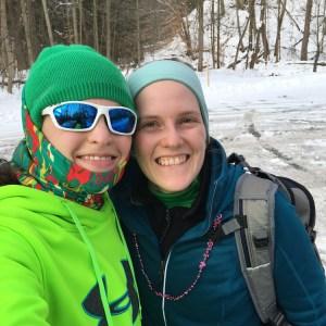 Winter Run | Running on Happy