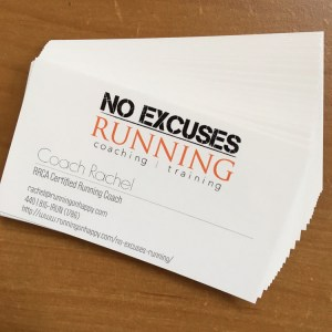 No Excuses Running | Running on Happy