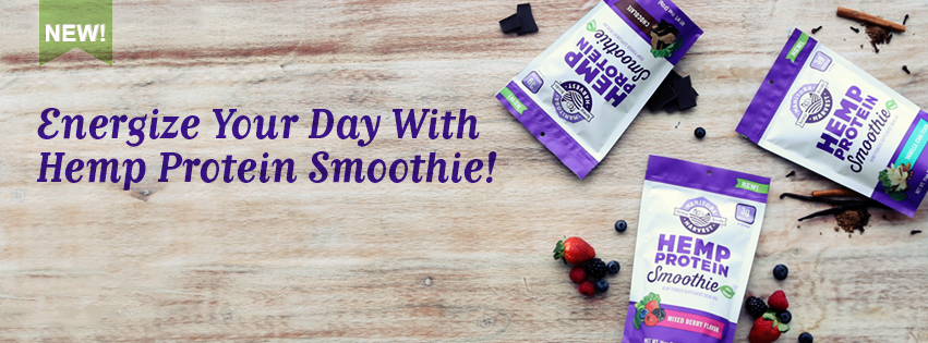 Hemp Protein Smoothie | Manitoba Harvest | Running on Happy | Meatless Monday | Review + Recipe